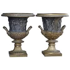 bronze urns 58 for sale at 1stdibs