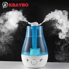 famille bureau 3l humidificateur d air à ultrasons arôme huile essentielle