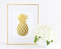 Pineapple Home Decor Pineapple Wall Art Metal Pineapple Pineapple Home Decor