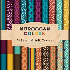 moroccan wrapping paper moroccan digital paper yellow moroccan with pack of 5 sheets of