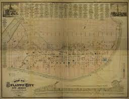 j d scott map of atlantic city new jersey u2013 arader galleries