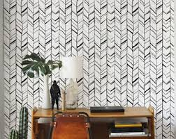 Modern Removable Wallpaper Amazing Self Adhesive Vinyl Temporary