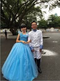 Halloween Costume Cinderella Aliexpress Buy Cinderella Movie Cosplay Costume Custom