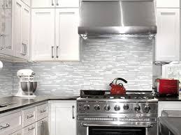 Marble Tile Kitchen Backsplash Kitchen Decorative Glass Kitchen Backsplash White Cabinets