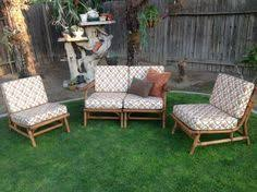 Retro Patio Furniture Sets My Eclectic Patio Patio Patios And Furniture