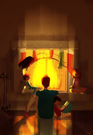 fireplace season by pascalcampion on deviantart