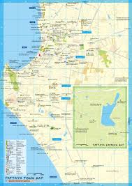 World Map Thailand by Pattaya Maps Thailand Maps Of Pattaya