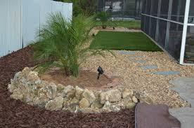 Grassless Backyard Ideas Landscape Artist Featured In Angie U0027s List Magazine Florida