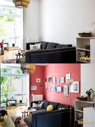 Wohnzimmer Vorher Nachher Farben Frs Wohnzimmer Wnde Konzept Schöner Wohnen Farben Für