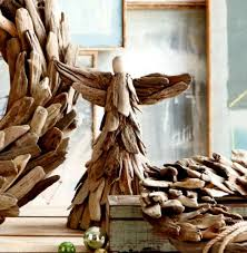 Beach Christmas Tree Topper - 35 best driftwood christmas decor ornaments images on pinterest