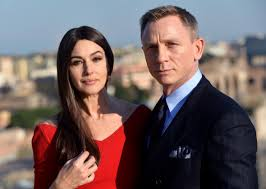 monica bellucci says that in the upcoming james bond film spectre