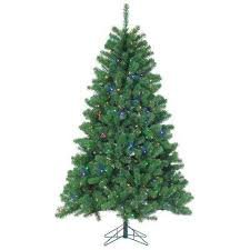 led christmas tree led pre lit christmas trees artificial christmas trees the