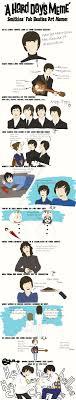 The Beatles Meme - beatles meme by agus blue on deviantart