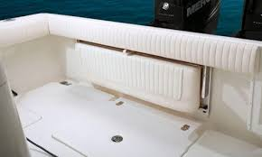 Rear Bench Seat For Boat Playing Mako 284 Cc 2014 Mako Powered By Boattest Com 492