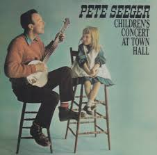 Library Ideas Freegal Pete Seeger Children U0027s Concert At Town Hall Amazon Com Music