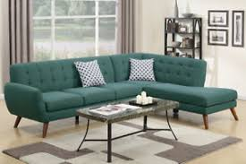 Teal Sofa Set by 2 Pc Leather Microfiber Sectional Sofa Futon 2 Pc Living Room