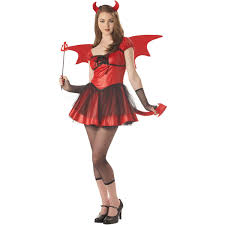 Girls Raccoon Halloween Costume Teenage Halloween Costumes Devil Doll Teen Costume Girls