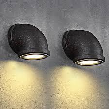 illuminazione industriale led surface mounted americano retro lada da parete apparecchi di