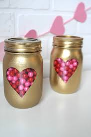 Homemade Valentines Day Gifts by Diy Valentine U0027s Day Mason Jars