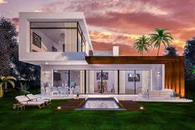 sunsey bay estepona new modern villas in scandinavian design