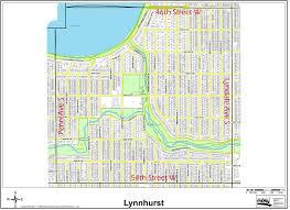 Minneapolis Neighborhood Map Lynnhurst Neighborhood Minneapolis Real Estate Homes