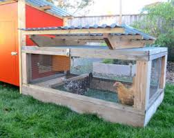 Homemade Rabbit Hutch Rabbit Hutch Etsy