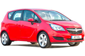 vauxhall meriva mpv owner reviews mpg problems reliability