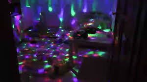 Party Lighting Livarno Lux Led Party Light Youtube