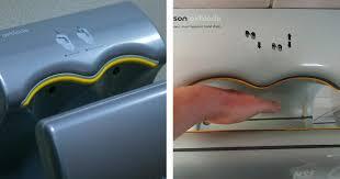 Dyson Airblade Meme - you d better think twice before using this hand dryer someecards