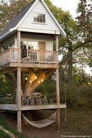 Tree House Backyard by Tree House Ideas