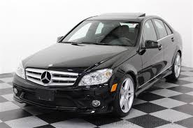 mercedes amg sports 2010 used mercedes c300 4matic awd amg sport package at