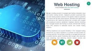 web design company profile sle inspedium corp smc pvt ltd company profile