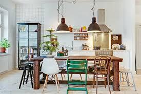chaises table manger salle à manger l de combiner sa table avec plusieurs chaises