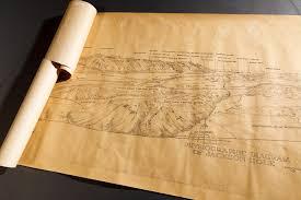 Jackson Hole Map Jackson Hole Physiographic Map Grant