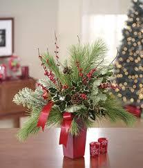 christmas arrangement ideas appealing christmas flower arrangements centerpieces 84 for your