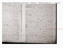 Probate Spreadsheet Ancestor Archaeology March 2015