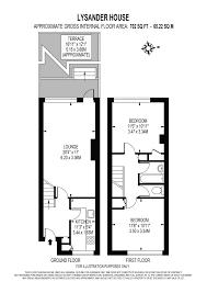 maisonette floor plan 2 bedroom maisonette lysander house e2 430 000 fjlord