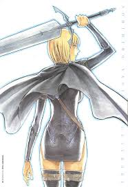 claymore 141 best claymore images on pinterest manga anime anime art and