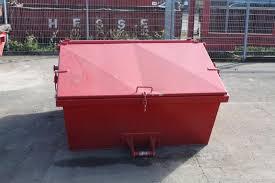 container polterabend container dienst hesse in oberhausen recycling und metallverwertung
