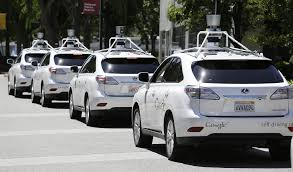 lexus service oakland ca self driving google car pulled over in mountain view sfgate