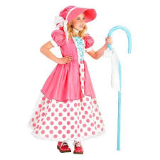 bo peep costume polka dot bo peep child costume target