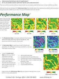 Map Performance Performance Map U2013 Delta Ag Services