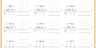 grid method multiplication classroom secrets