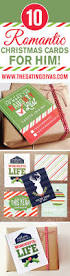 Romantic Gifts For Him For Christmas - romantic christmas cards for him christmas cards romantic and cards