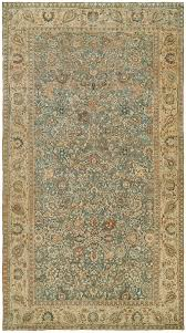 Green Persian Rug Antique Persian Tabriz Rug Bb2187 By Doris Leslie Blau