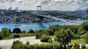 Bosporus Strait Map Istanbul Main Attractions Bosphorus What To Do In Istanbul