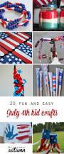 fun and easy fourth of july crafts for kids artigianato