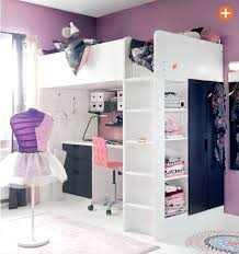 ideas for rooms ikea teenage rooms designs bunk bed with desk and window