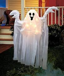 Halloween Outdoor Decorations Ghosts by 60 Best Ghosts Images On Pinterest Halloween Ghosts Halloween