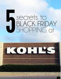 black friday coupon codes some kohl u0027s black friday deals live now stackable coupon codes